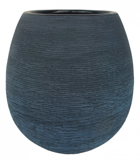 Vase Blue Saturn II